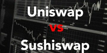 Uniswap vs Sushiswap- Sushiswap showing signs of vulnerability already