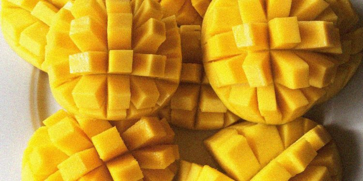 Blockchain tracking mangoes from farm to supermarket