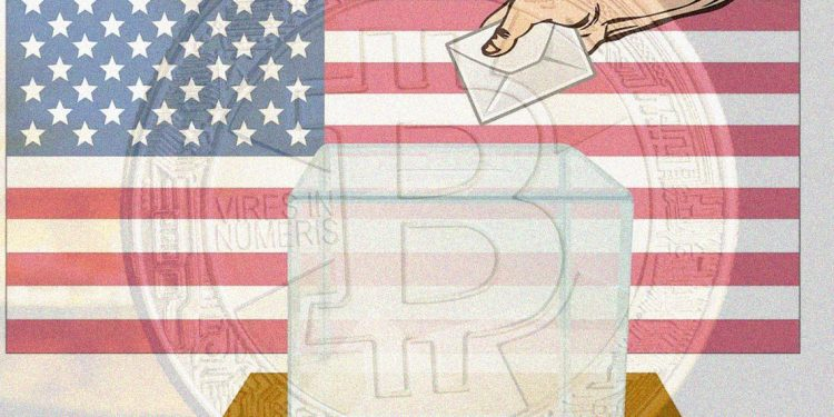 US elections rigged again? Over $870M in BTC moving before results