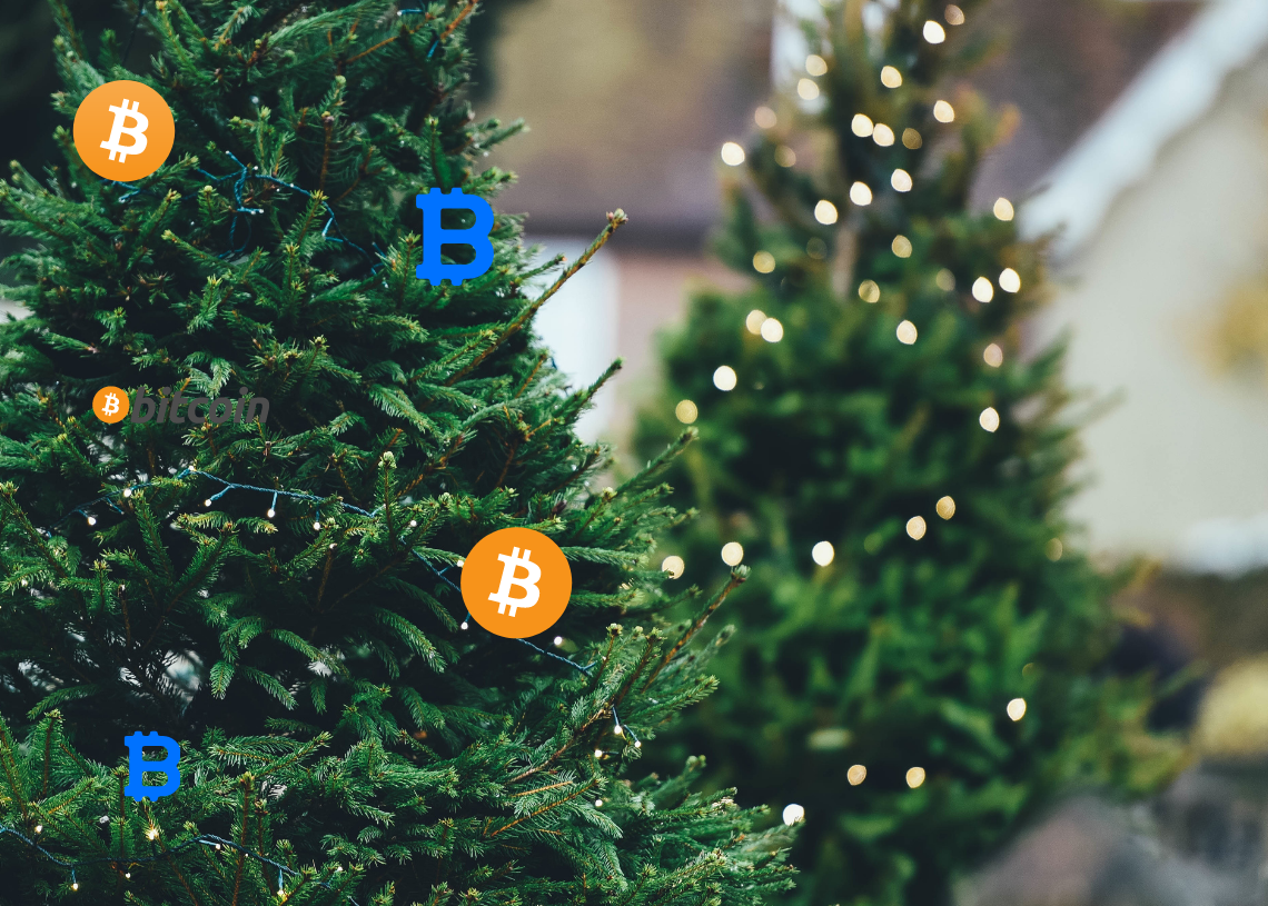 Ways to maximize your <bold>Christmas</bold> with the BTC coin