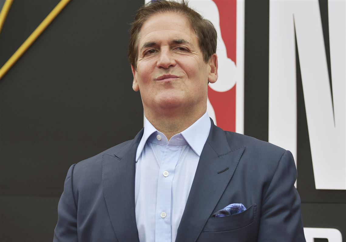Breaking: Visionary expert Mark Cuban states