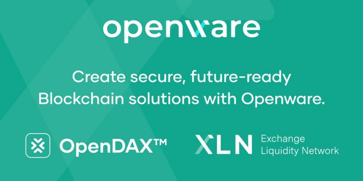 Openware announces the release of OpenDAX 3.0 crypto exchange software platform 1