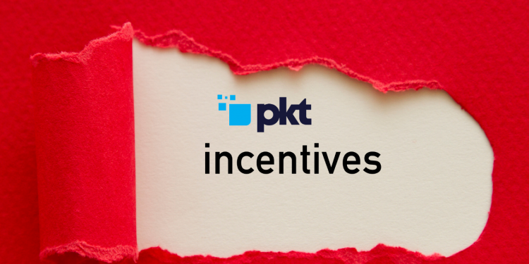 Massive Adoption of the PKT Network Will Create A Free Tier of Bandwidth Which Would Otherwise Sit Idle 1