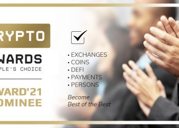 Crypto Awards: People's Choice. Best of the Best 2