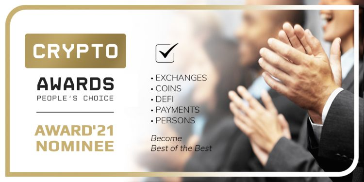 Crypto Awards: People's Choice. Best of the Best 1