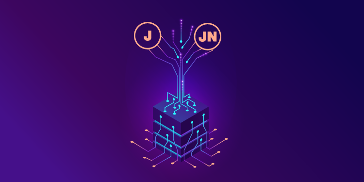 Why does the Jax.Network have two native digital tokens? 1