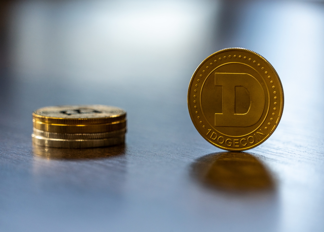 Dogecoin : A Goldman Sachs executive leaves his position after making millions of dollars with Doge