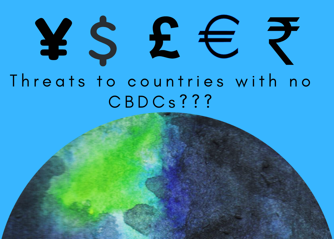 Lack of CBDC by central banks could be harmful – ECB