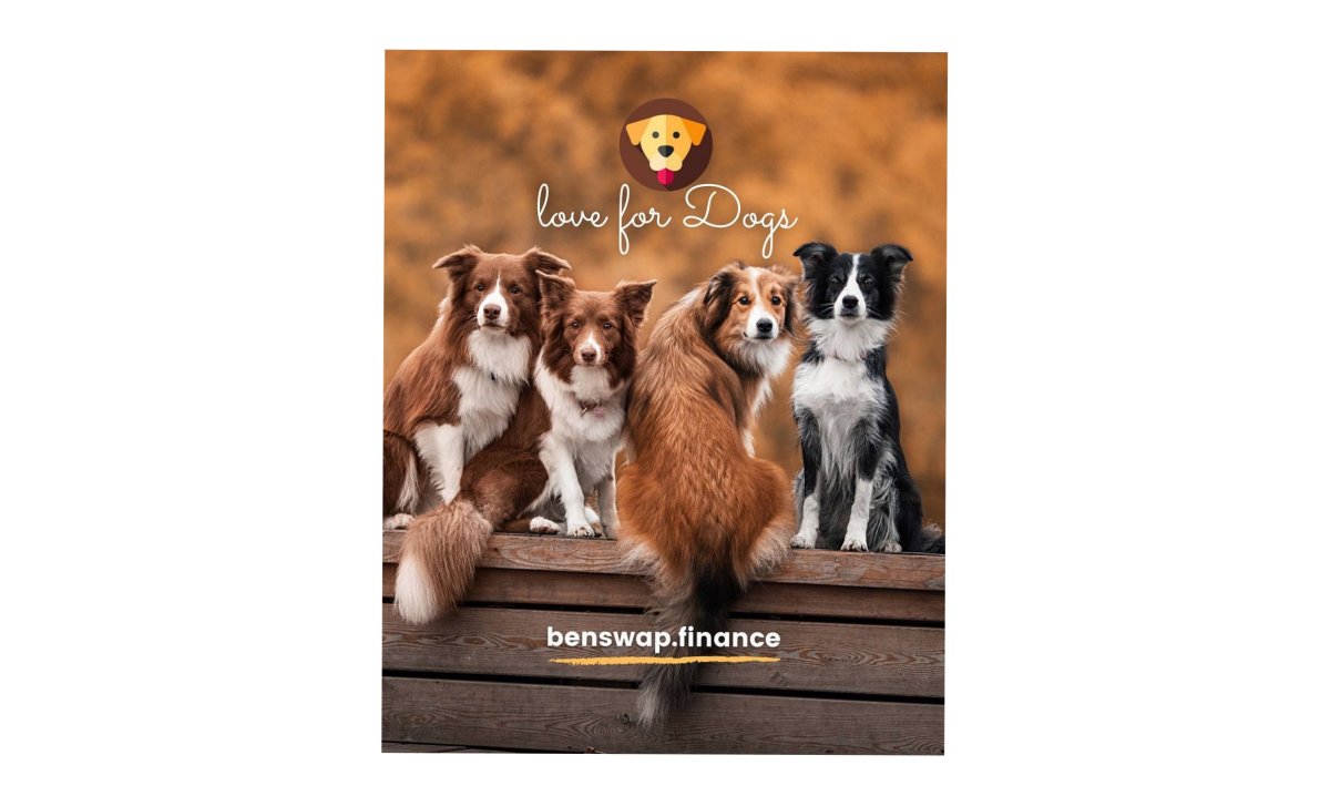 BenSwap is Bringing the Fun and Profits to All Dog Lovers Trying Out Yield Farming | Cryptopolitan