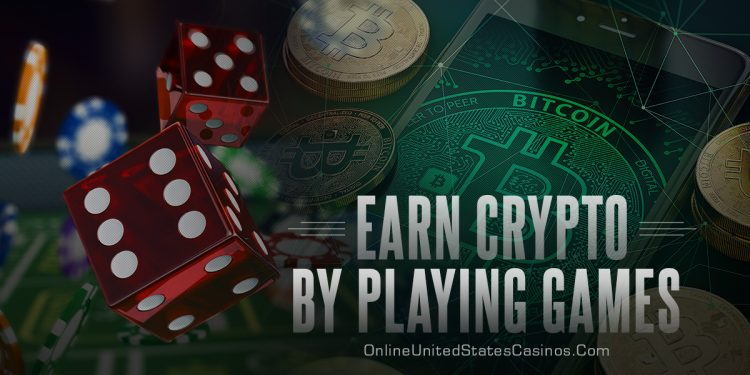 Earn Crypto By Playing Games 1