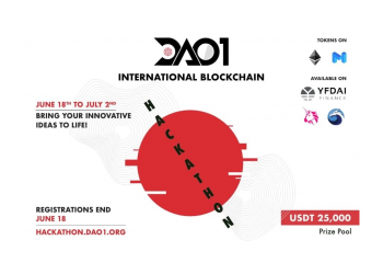 DAO1 Announces the First Edition of its International Blockchain Hackathon 4