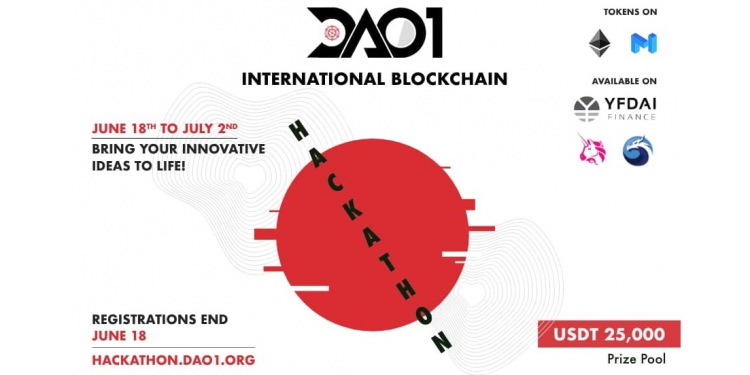 DAO1 Announces the First Edition of its International Blockchain Hackathon 1