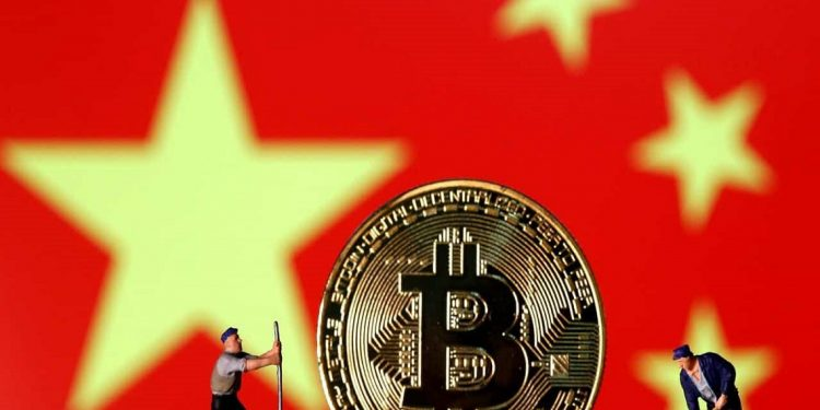 Chinese crypto crackdown