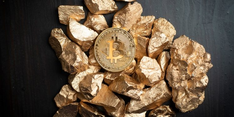 Bitcoin Vs Gold – Is PlanB comparing apples to oranges, or is BTC at $450,000 still in play