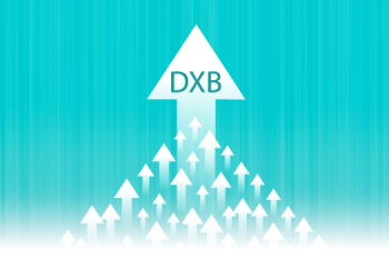 """How does DXB differ from another crypto you know, like, trust and """"try"""" to use? 3"""