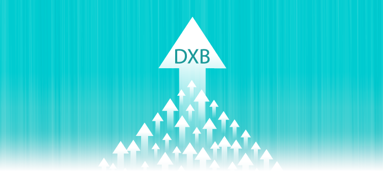 """How does DXB differ from another crypto you know, like, trust and """"try"""" to use? 1"""