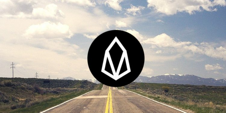 EOS price analysis price levels lower to $5.6193 as bullish momentum takesover abruptly