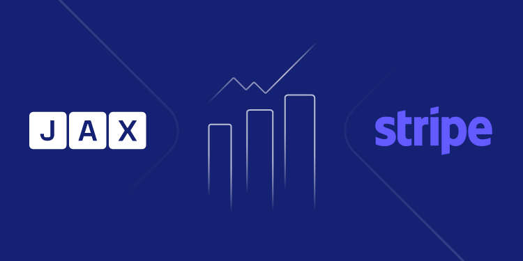 Jax.Network vs. Stripe: which one is better for businesses? 1