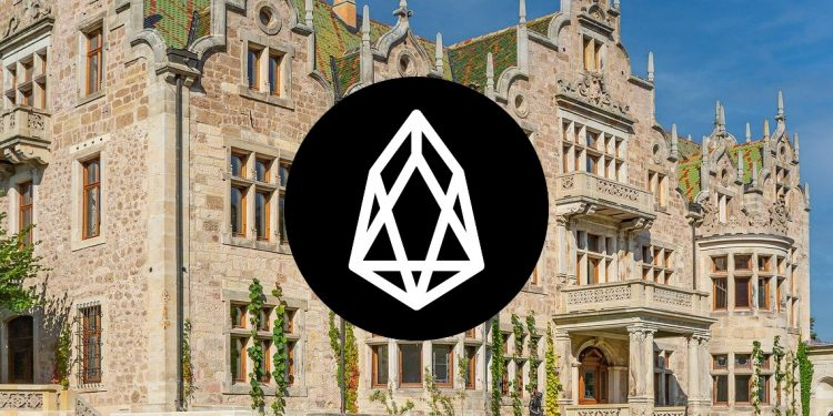 EOS price analysis Bears pull back the price to $4.93 after bullish momentum recedes