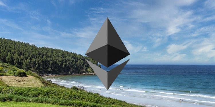 Ethereum price analysis: ETH finding footing for $3500 high