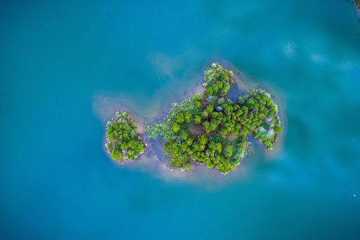 Private Islands Are Next? Virtual Real Estate NFTs Go Mainstream 1