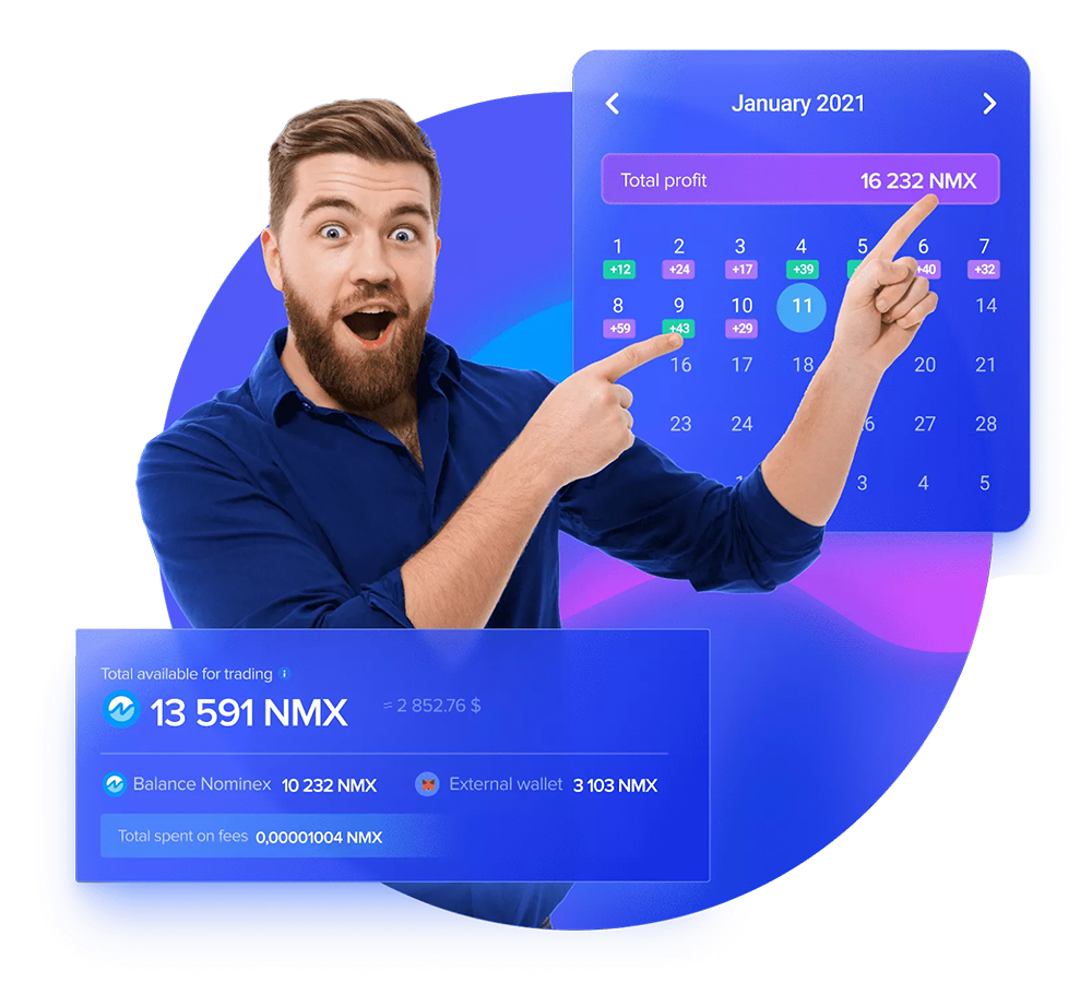 What made NMX (+2,600% in March) one of the top DeFi tokens of 2021 2