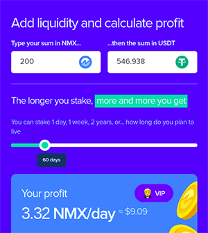 What made NMX (+2,600% in March) one of the top DeFi tokens of 2021 3
