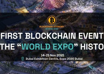 """First Blockchain Event in the """"World Expo"""" History 3"""