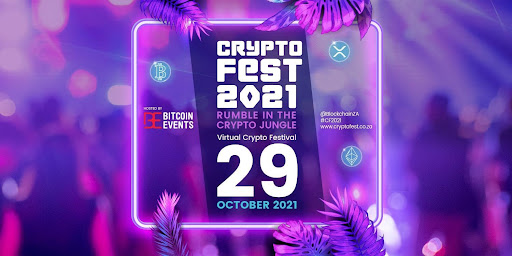 Crypto Fest 2021: Rumble in the Crypto Jungle Returns for Its 3rd Edition and Announces First Wave of Speakers 1