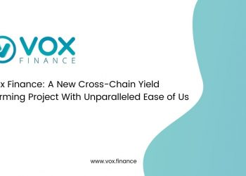 Vox Finance: Bringing Decentralized Cross-Chain Yield Farming to Masses 3
